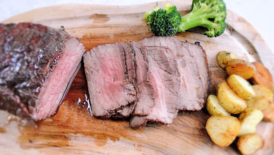 Lean Veal Roast Favehealthyrecipes Com