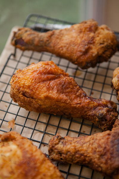 Buttermilk-Brined Southern Fried Chicken | FaveSouthernRecipes.com