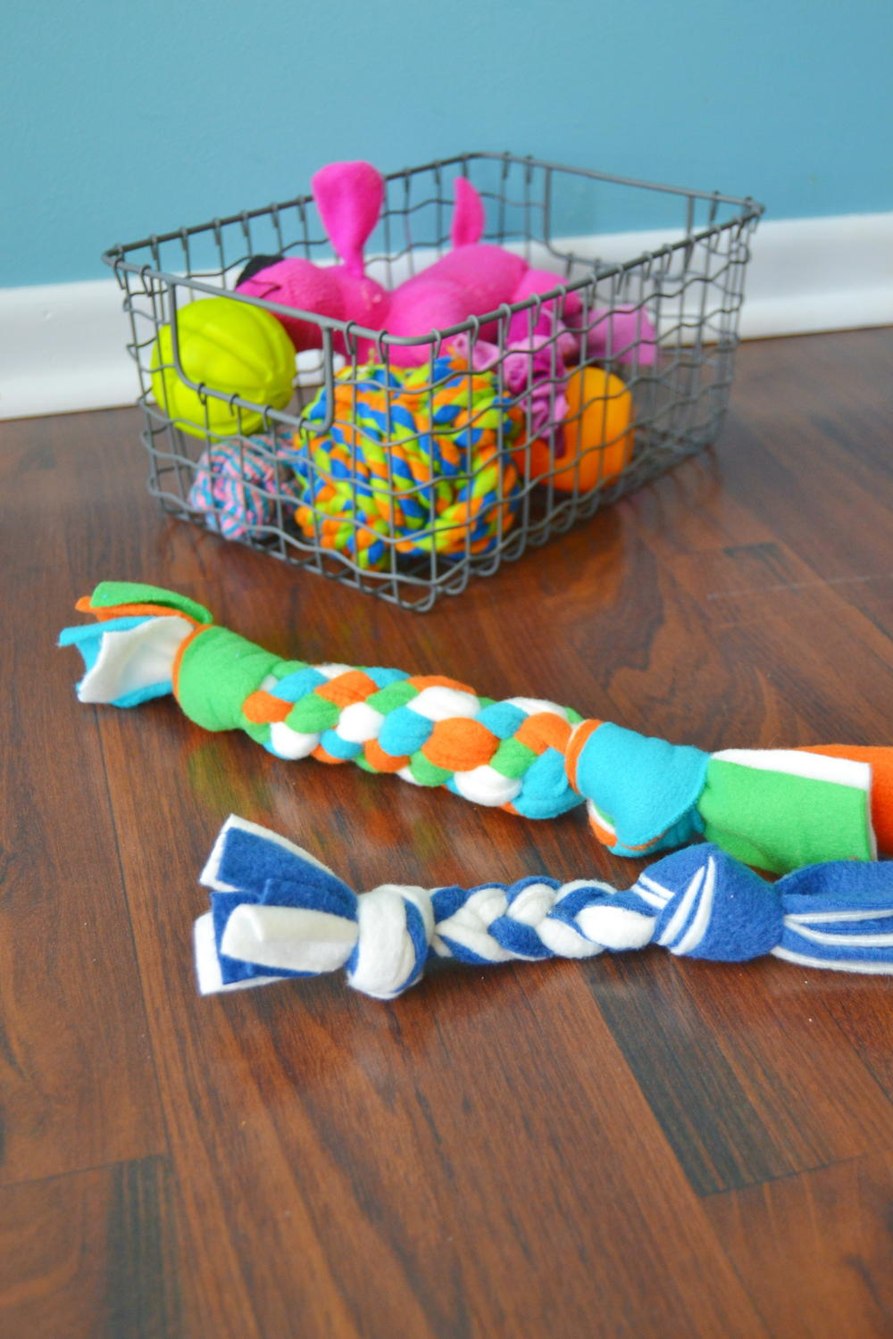 Fleece Dog Toy Allfreesewing Com