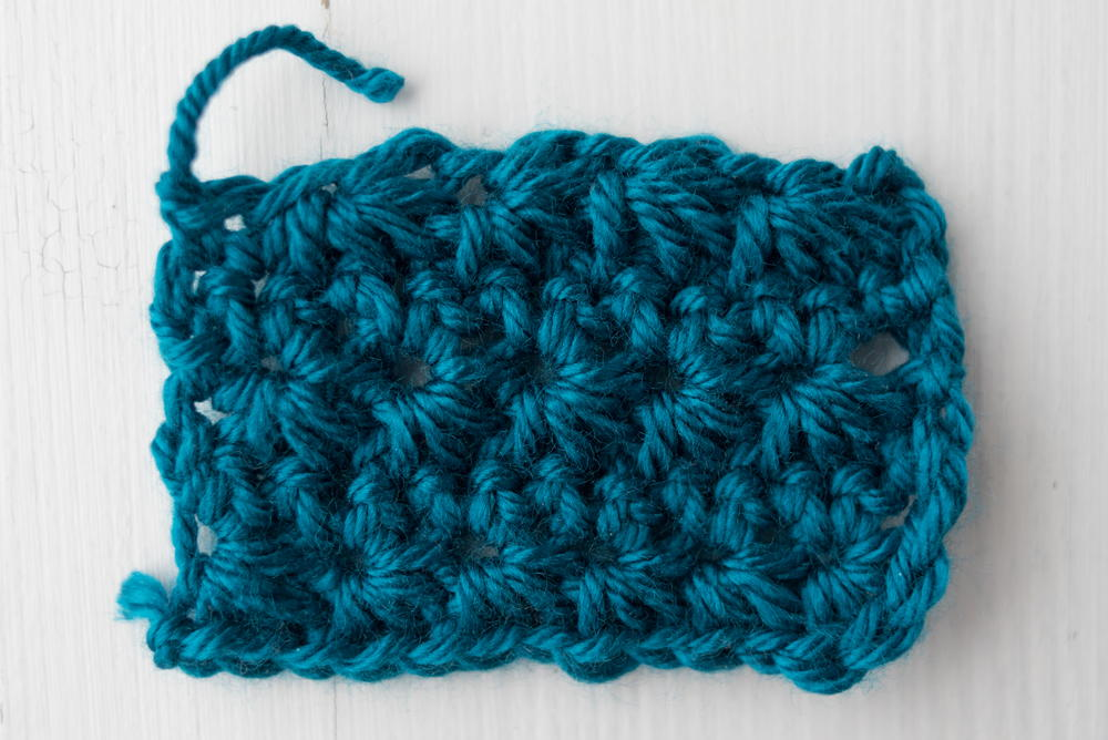 How To Crochet A Star Stitch Video Tutorial