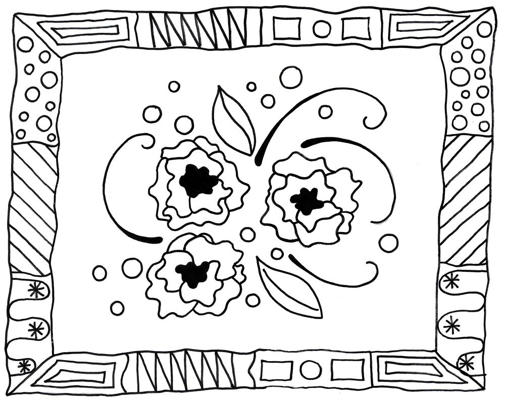ndebele colouring in pages - Google Search | Coloring pages, Black ... | 797x1000