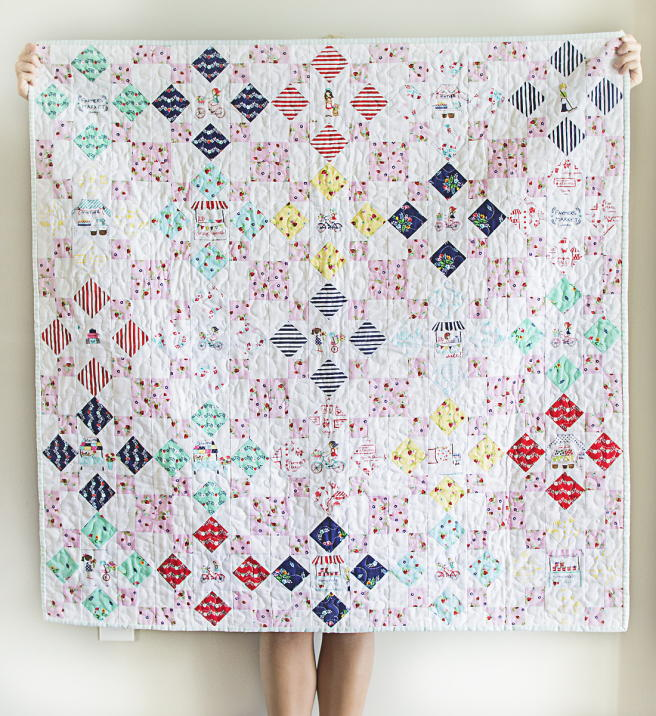 Free Easy Girl Quilt Patterns Cafca Info For