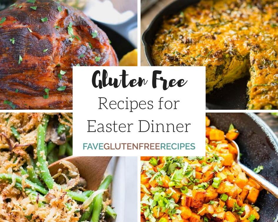 14 easy recipes for easter dinner for Food for easter dinner