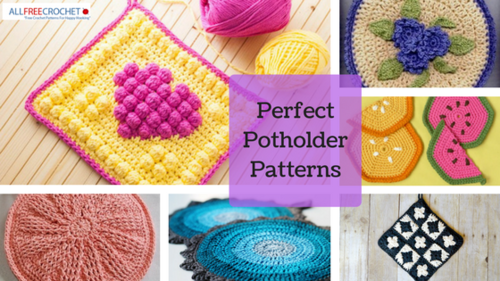 23 Free Crochet Patterns to Use Up Leftover Yarn ...