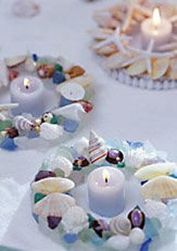 24 craft ideas for seashells for Sea shell craft ideas