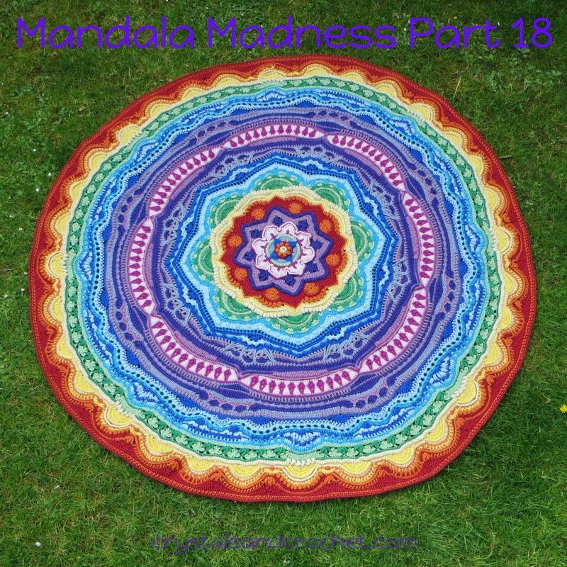 Crochet Mandala Madness Allfreecrochet Com