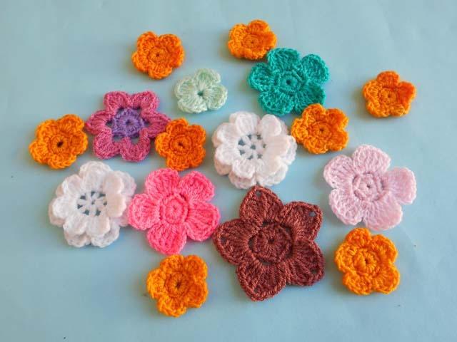 Crochet Flower Design