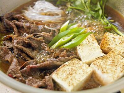 Sukiyaki hot pot for 400 sage japanese cuisine