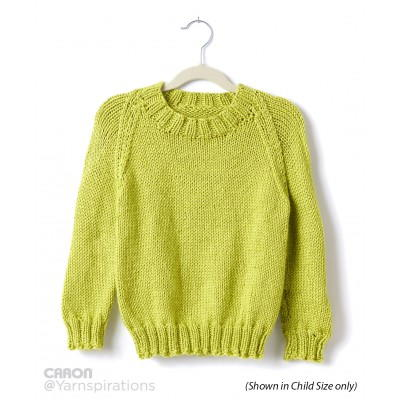 09792afd22e9b Chartreuse Knit Pullover