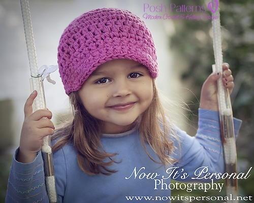 38a049d42 Easy Crochet Newsboy Hat Pattern | AllFreeCrochet.com
