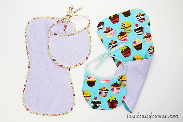 Bib And Burp Cloth Free Pattern Allfreesewing Com
