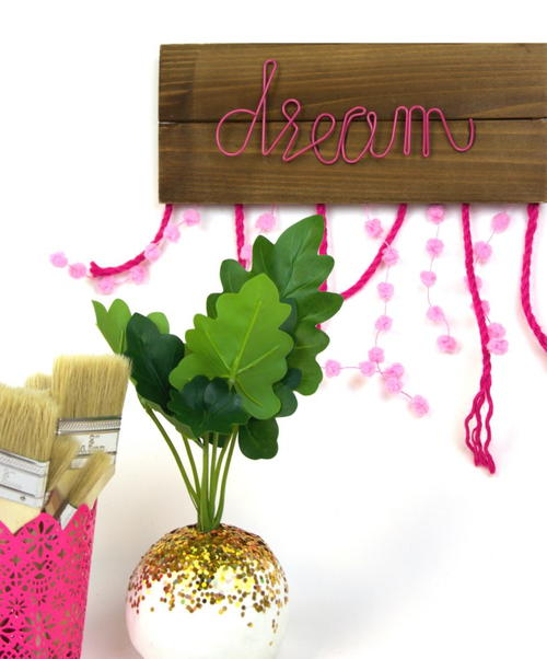 DIY Dream Room Decor