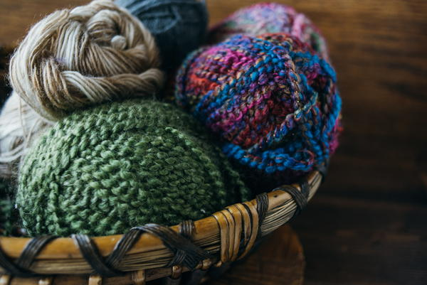 Knitting Yarn vs. Crochet Yarn