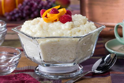Really Good Rice Pudding