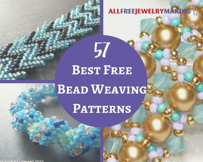57 best free bead weaving patterns for Jewelry books free download
