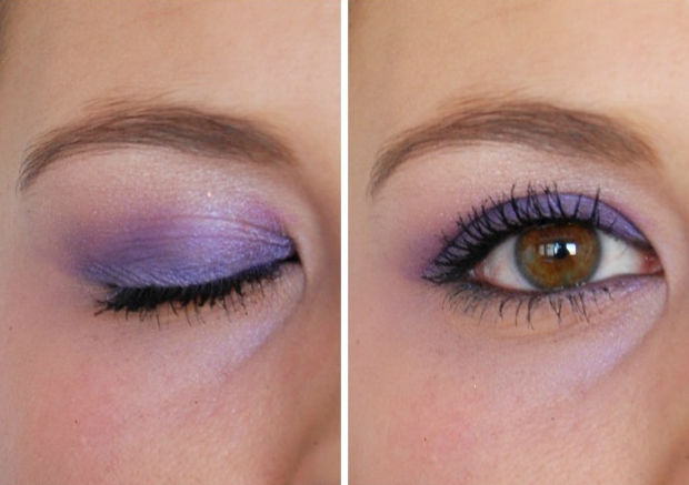 Fun Ombre Eye Shadow Look Diyideacenter Com