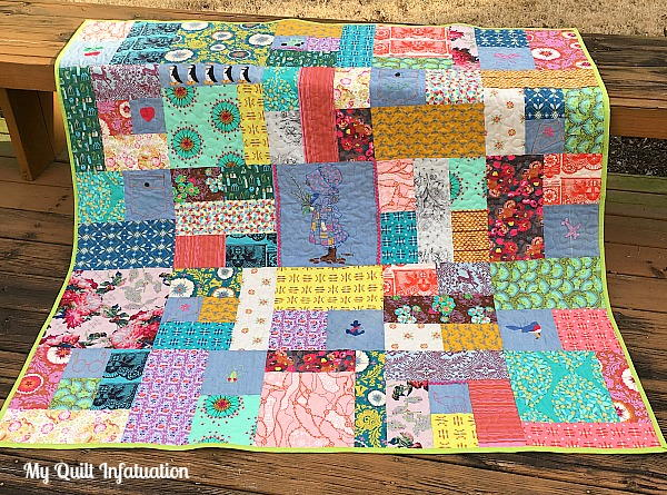 Family Keepsake Quilt Tutorial Favequilts Com