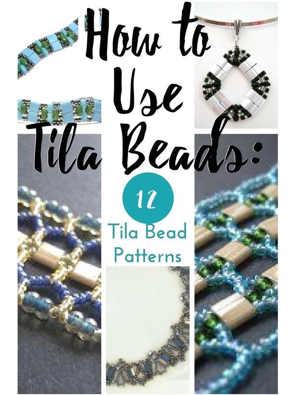 How To Use Tila Beads 12 Tila Bead Patterns