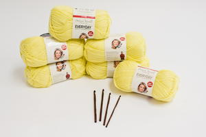 Everyday Yarn Bundle and Hook Set Giveaway