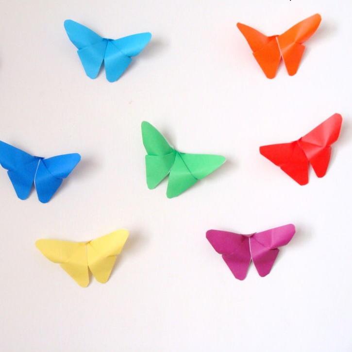 Pin by Shelby Lynn Logan on quilling | Butterfly wall art, Diy ... | 725x725