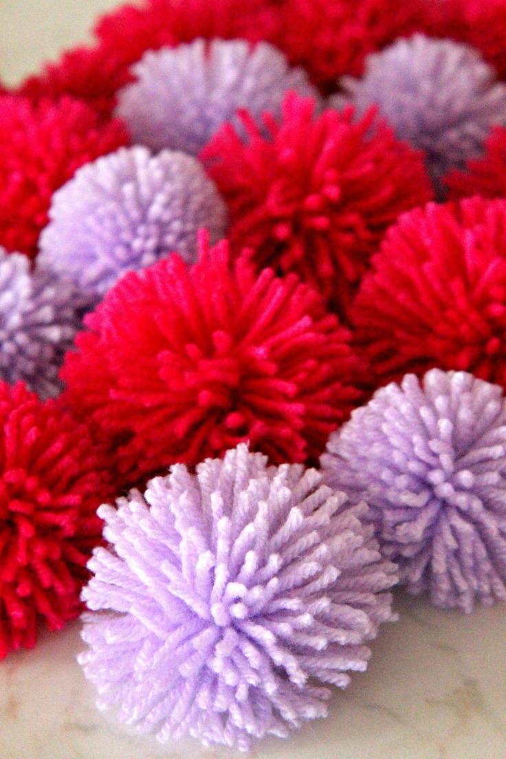 How to Make Pom Poms in Bulk FaveCrafts