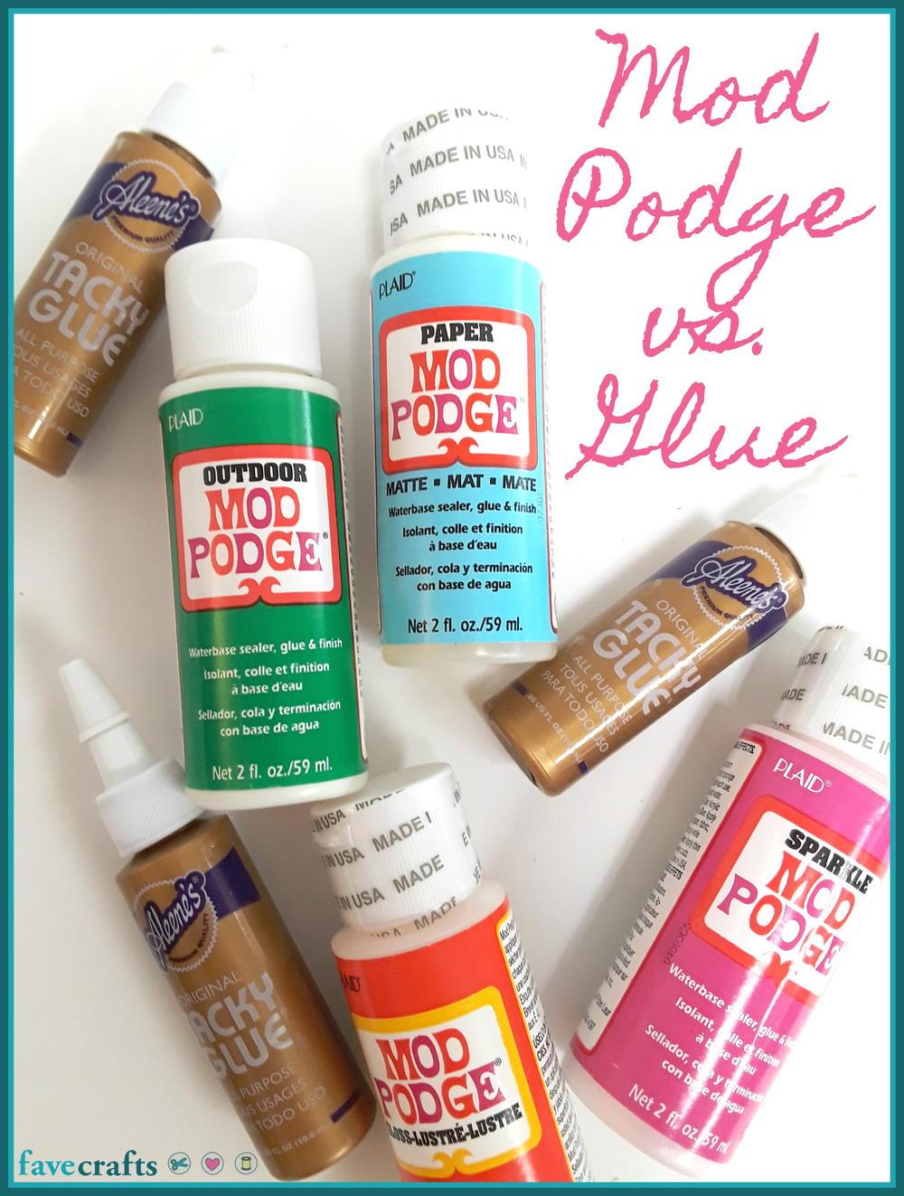 Mod Podge Decoupage Glue Sealer Varnish Paper Art and Craft UK Stock Fast Post