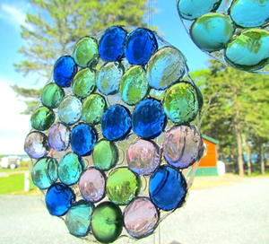 Fun to Make Glass Sun Catchers