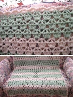 image about Virus Blanket Pattern Free Printable titled Cupcake Afghan Habit