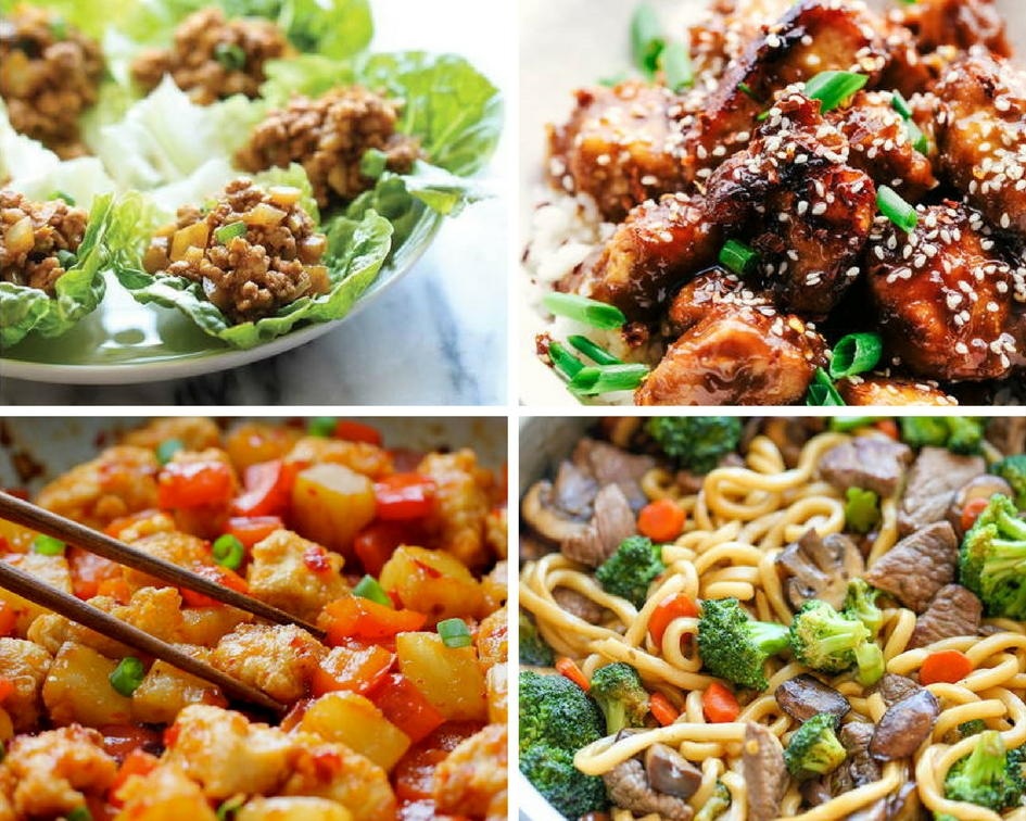 Homemade Chinese Food Recipes: 20 Recipes that Beat Takeout  RecipeLion.com