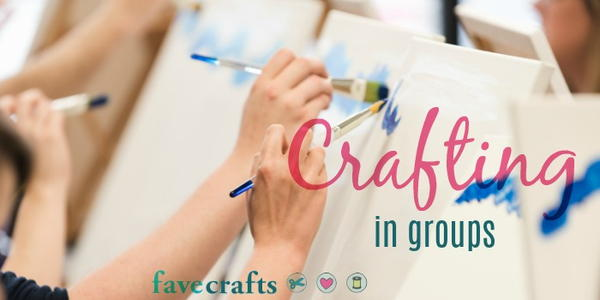 Crafting in Groups