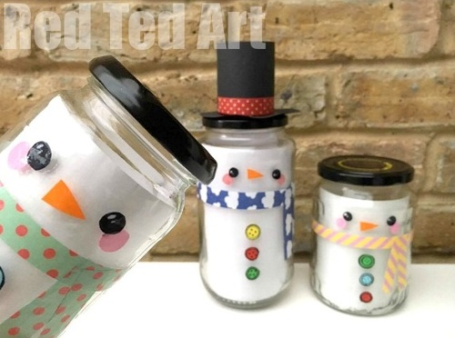 Spaghetti Jar Luminaries Mason Jar Craft