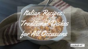38+ Best Italian Recipes