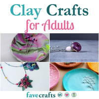 41 Clay Crafts for Adults