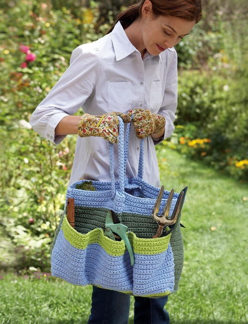 Helping hands garden bag for Big hands for gardening