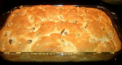 2 Ingredient Apple Angel Food Cake Recipe
