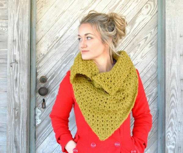 Blustery Day Cowl Pattern