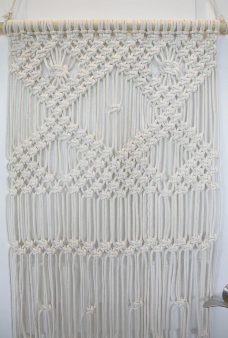 Macrame Wall Hanging For Beginners Favecrafts Com