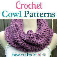 22 Free Crochet Patterns for Cowls and Neck Warmers