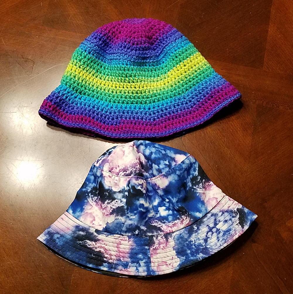 37780d246 Crochet Baby Fedora Hat Free Pattern