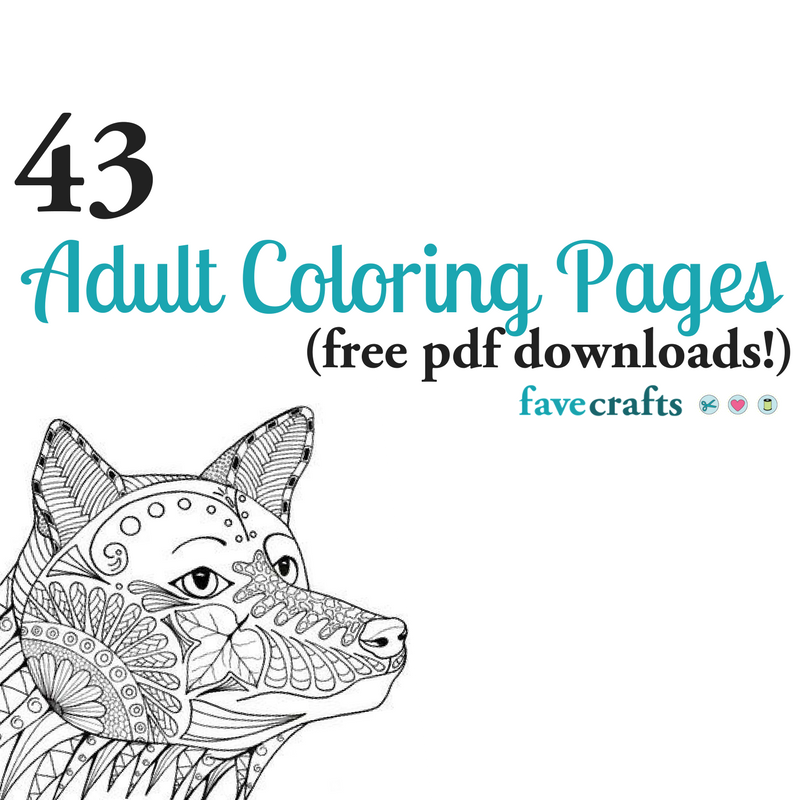 image about Free Printable Sentiments for Handmade Cards identified as 43 Printable Grownup Coloring Web pages (PDF Downloads