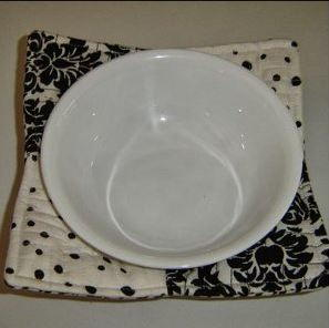 Microwave Bowl Holder Allfreesewing