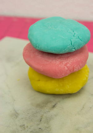DIY Kool-Aid Play Dough