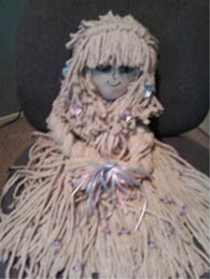 Easy Mop Doll