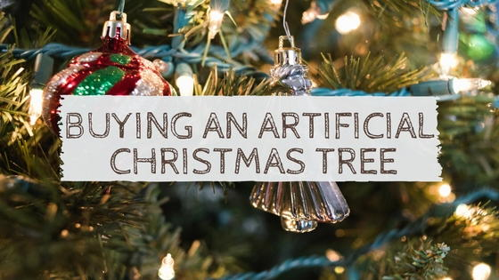Buying an Artificial Christmas Tree: What You Need to Know