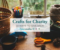 Crafts for Charity: 11 Ways to Give Back