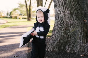 Lil Stinker Toddler Skunk Costume