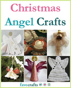 34 Angel Crafts to Make for Christmas