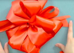How to Make a Bow with Wired Ribbon