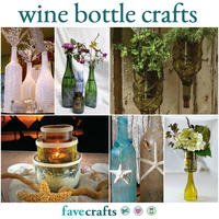 30+ Things to Do With Old Wine Bottles