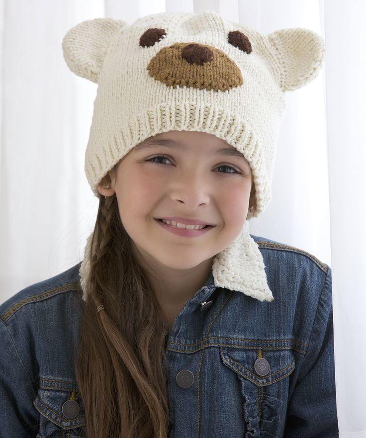 Polar Bear Hat Favecrafts Com